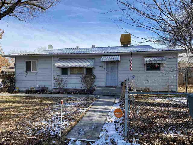 306 E Highland Drive, Grand Junction, CO 81503 (MLS #20206153) :: The Kimbrough Team | RE/MAX 4000