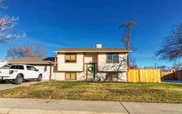 552 Sycamore Avenue, Grand Junction, CO 81504 (MLS #20206158) :: The Grand Junction Group with Keller Williams Colorado West LLC
