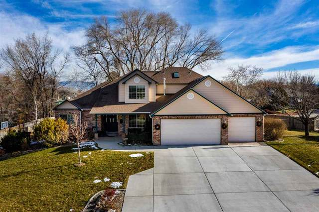 678 Poplar Court, Grand Junction, CO 81507 (MLS #20206177) :: The Kimbrough Team | RE/MAX 4000