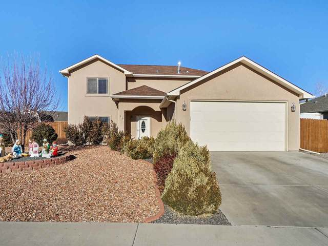 3030 Prairie Wind Drive, Grand Junction, CO 81504 (MLS #20206179) :: The Grand Junction Group with Keller Williams Colorado West LLC