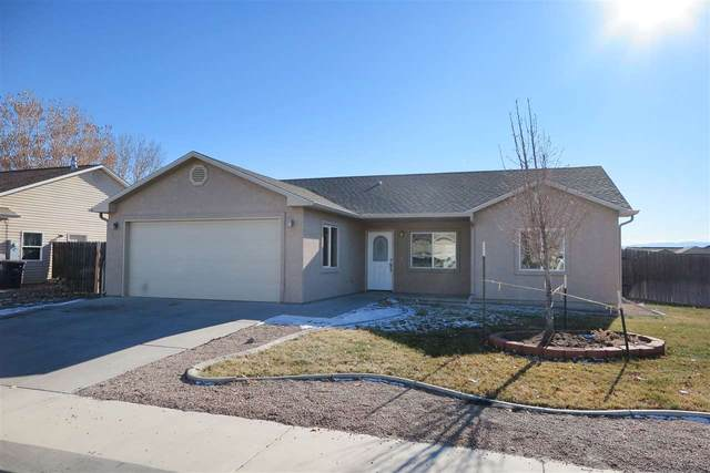 462 Coos Bay Street, Grand Junction, CO 81504 (MLS #20206182) :: The Grand Junction Group with Keller Williams Colorado West LLC