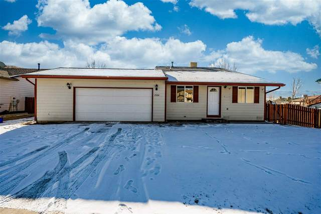 2554 Meadow Circle, Rifle, CO 81650 (MLS #20206183) :: The Kimbrough Team | RE/MAX 4000
