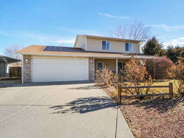 610 Round Table Road, Grand Junction, CO 81504 (MLS #20206194) :: The Grand Junction Group with Keller Williams Colorado West LLC
