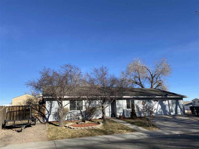 1190 Micaelas Place, Grand Junction, CO 81503 (MLS #20206201) :: The Kimbrough Team | RE/MAX 4000