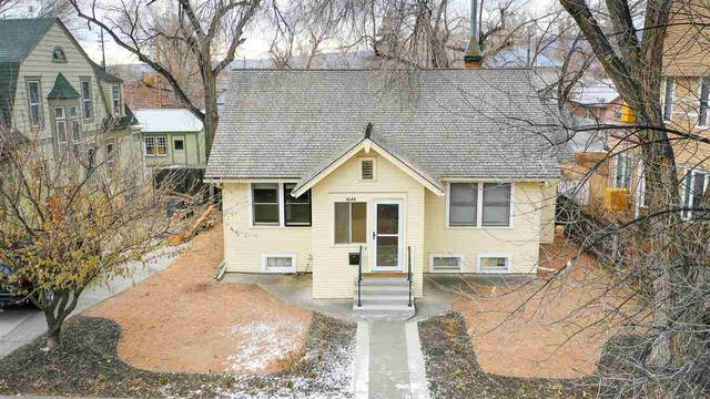 1045 Main Street, Grand Junction, CO 81501 (MLS #20206207) :: The Kimbrough Team | RE/MAX 4000