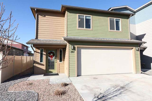 397 White River Drive, Grand Junction, CO 81504 (MLS #20206208) :: The Danny Kuta Team
