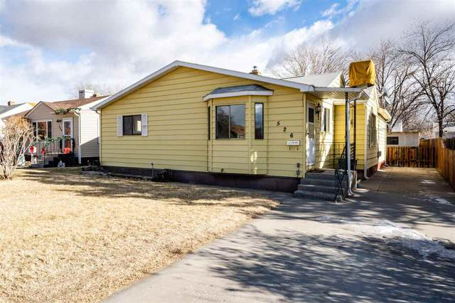 526 N 16th Street, Grand Junction, CO 81504 (MLS #20206219) :: The Grand Junction Group with Keller Williams Colorado West LLC