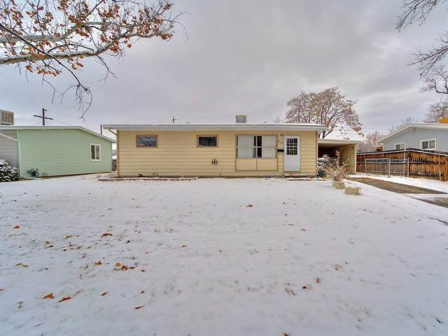 2533 Elm Avenue, Grand Junction, CO 81501 (MLS #20206227) :: The Grand Junction Group with Keller Williams Colorado West LLC