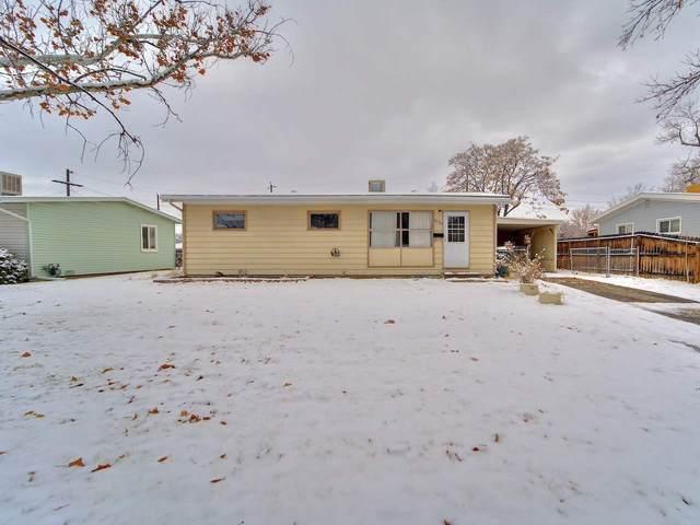 2533 Elm Avenue, Grand Junction, CO 81501 (MLS #20206227) :: Lifestyle Living Real Estate