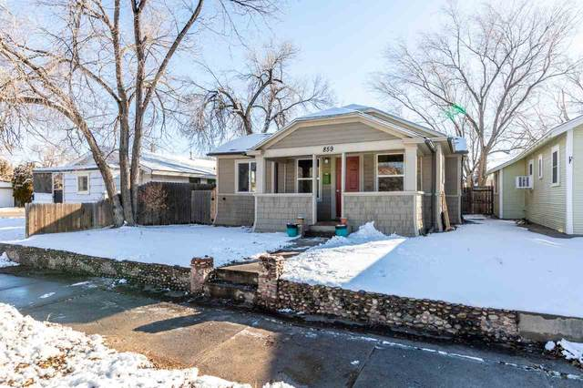 859 Teller Avenue, Grand Junction, CO 81501 (MLS #20206229) :: The Grand Junction Group with Keller Williams Colorado West LLC