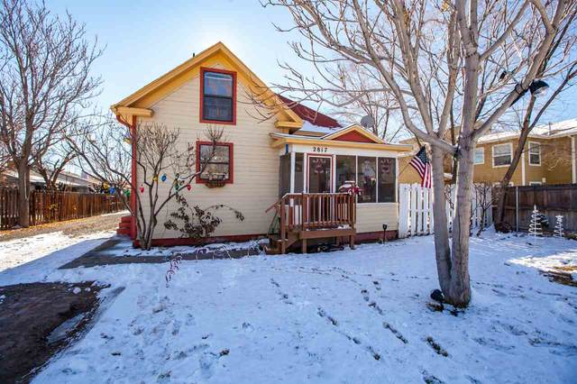 2817 Elm Avenue, Grand Junction, CO 81501 (MLS #20206241) :: Lifestyle Living Real Estate