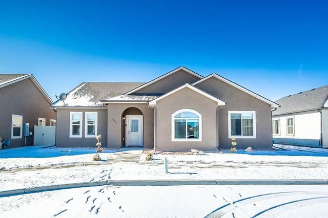 553 Red Cedar Way, Grand Junction, CO 81504 (MLS #20206247) :: The Danny Kuta Team