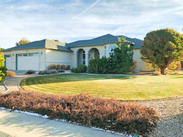 2179 Overlook Road, Grand Junction, CO 81507 (MLS #20206250) :: The Kimbrough Team | RE/MAX 4000