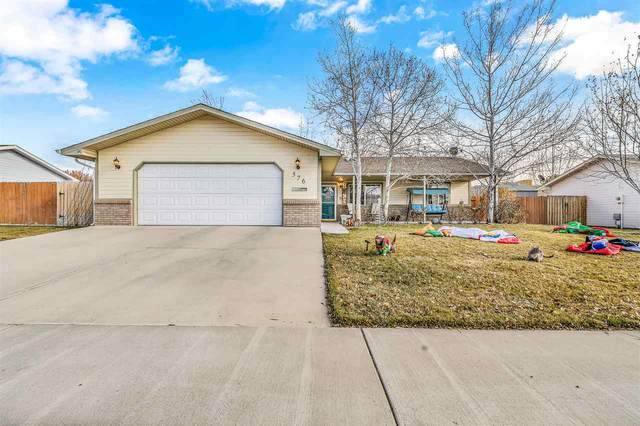 576 Darby Drive, Grand Junction, CO 81504 (MLS #20206251) :: The Danny Kuta Team