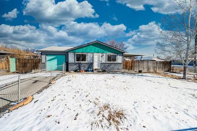 450 Mesa Lake Street, Clifton, CO 81520 (MLS #20206255) :: The Kimbrough Team | RE/MAX 4000