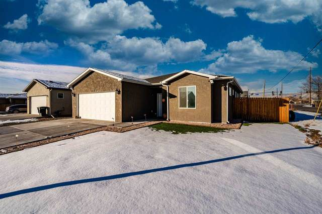2998 Debra Street B, Grand Junction, CO 81504 (MLS #20206257) :: The Danny Kuta Team