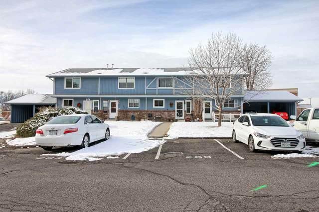 2721 Patterson Road #204, Grand Junction, CO 81506 (MLS #20206258) :: The Danny Kuta Team