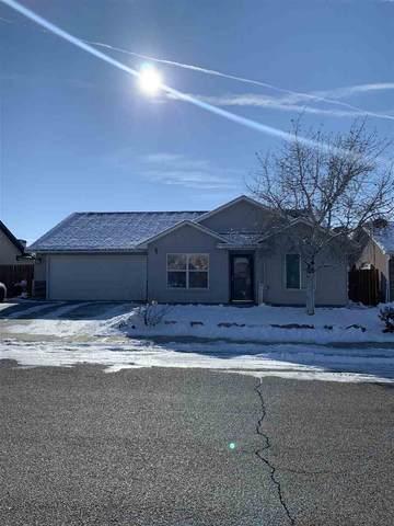 1186 Black Ridge Drive, Fruita, CO 81521 (MLS #20206266) :: Western Slope Real Estate