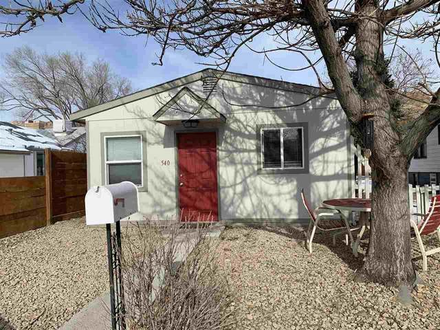 540 W 8th Street, Palisade, CO 81526 (MLS #20206267) :: The Kimbrough Team | RE/MAX 4000