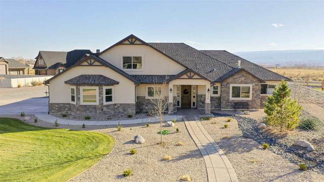 776 24 1/4 Road, Grand Junction, CO 81505 (MLS #20206275) :: The Kimbrough Team | RE/MAX 4000