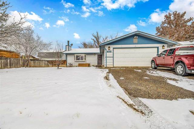 488 E Chukar Way, Clifton, CO 81520 (MLS #20206279) :: The Christi Reece Group