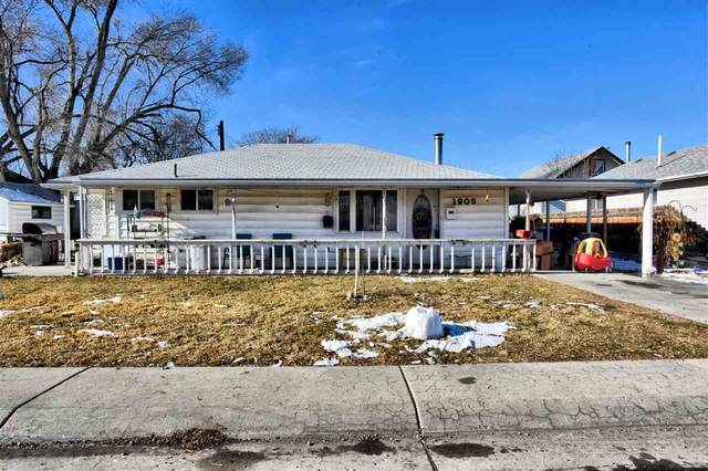 1905 Linda Lane, Grand Junction, CO 81501 (MLS #20210011) :: The Danny Kuta Team