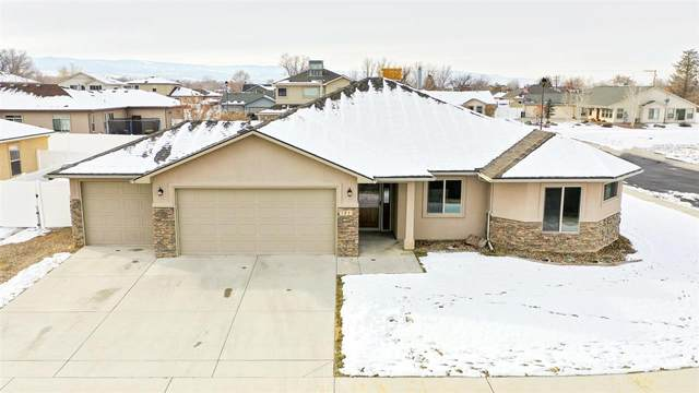 197 Sun Hawk Drive, Grand Junction, CO 81503 (MLS #20210012) :: Lifestyle Living Real Estate
