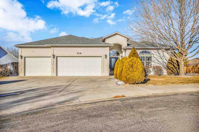 2136 Village Circle Court, Grand Junction, CO 81507 (MLS #20210017) :: Lifestyle Living Real Estate