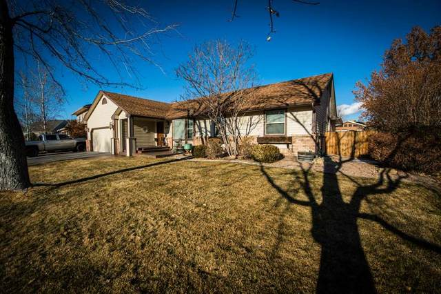 3740 Applewood Street, Grand Junction, CO 81506 (MLS #20210032) :: The Grand Junction Group with Keller Williams Colorado West LLC
