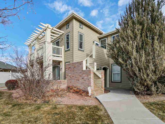 2491 Fountain Greens Place D8, Grand Junction, CO 81505 (MLS #20210038) :: Lifestyle Living Real Estate