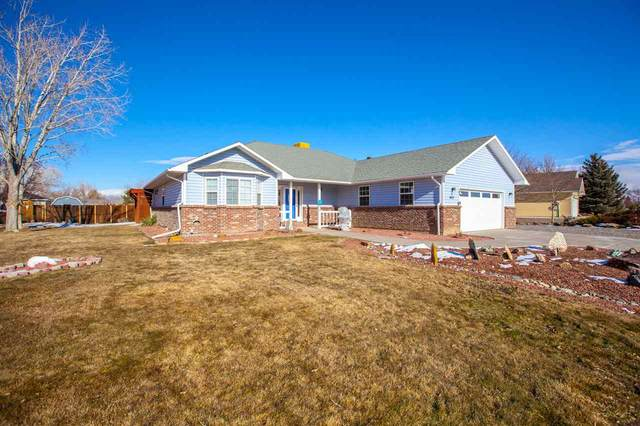 1657 Sneffels Street, Montrose, CO 81401 (MLS #20210043) :: The Kimbrough Team | RE/MAX 4000