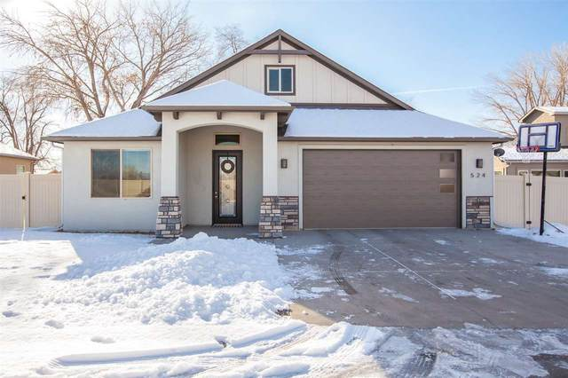 524 Jodylee Court, Fruita, CO 81521 (MLS #20210047) :: The Kimbrough Team | RE/MAX 4000