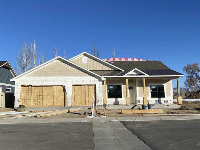 2368 Green Apple Drive, Grand Junction, CO 81505 (MLS #20210049) :: The Danny Kuta Team