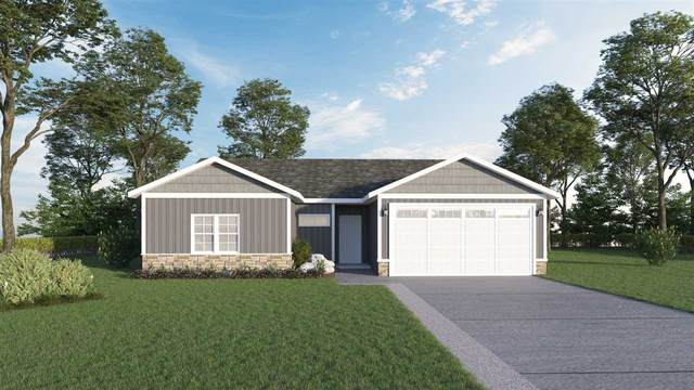 886 Field Point Street, Grand Junction, CO 81505 (MLS #20210067) :: The Danny Kuta Team