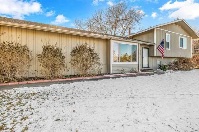 2379 Ridge Circle Drive, Grand Junction, CO 81507 (MLS #20210068) :: Lifestyle Living Real Estate