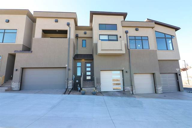 388 W Ridges Boulevard C, Grand Junction, CO 81507 (MLS #20210082) :: The Christi Reece Group