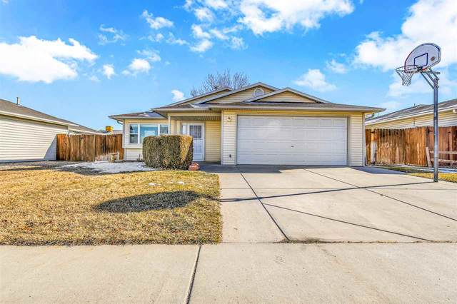 252 W Gloucester Circle, Grand Junction, CO 81503 (MLS #20210084) :: Lifestyle Living Real Estate
