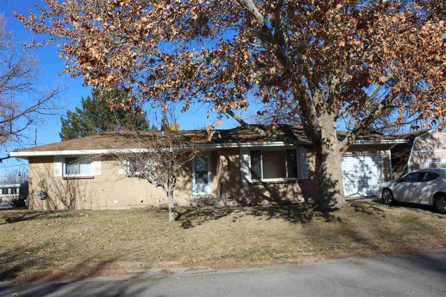 2108 Zion Road, Grand Junction, CO 81507 (MLS #20210095) :: Lifestyle Living Real Estate