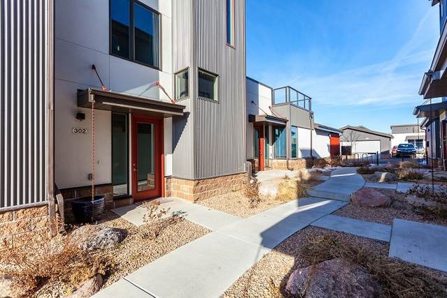 859 Struthers Avenue #302, Grand Junction, CO 81501 (MLS #20210099) :: The Kimbrough Team | RE/MAX 4000