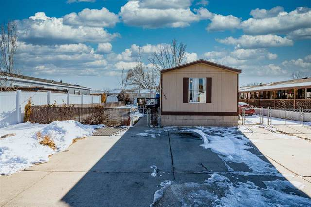 1436 Leo Avenue, Fruita, CO 81521 (MLS #20210100) :: The Grand Junction Group with Keller Williams Colorado West LLC