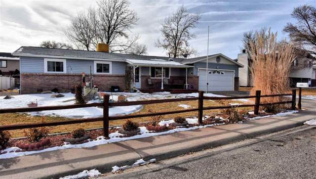 2893 F 1/4 Road, Grand Junction, CO 81506 (MLS #20210106) :: The Grand Junction Group with Keller Williams Colorado West LLC