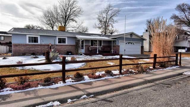 2893 F 1/4 Road, Grand Junction, CO 81506 (MLS #20210106) :: The Danny Kuta Team