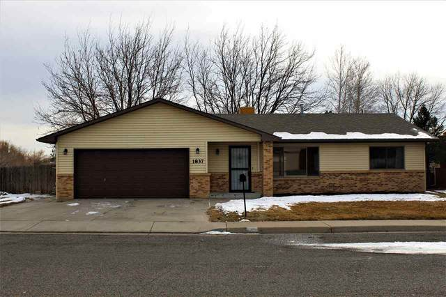 1837 Ridge Drive, Grand Junction, CO 81506 (MLS #20210125) :: The Grand Junction Group with Keller Williams Colorado West LLC