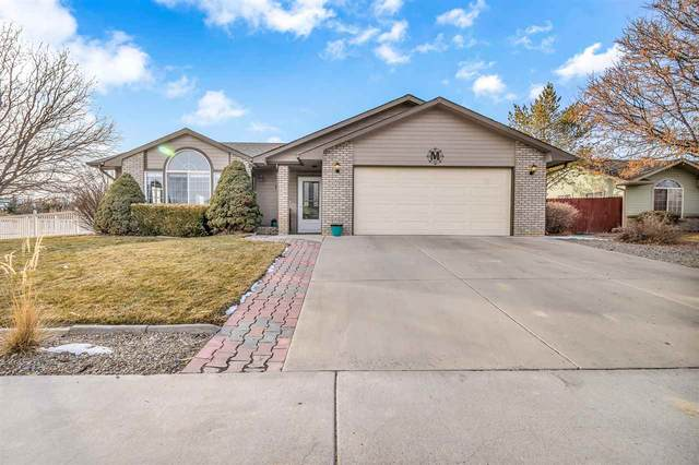 663 Chama Lane, Grand Junction, CO 81505 (MLS #20210127) :: Lifestyle Living Real Estate
