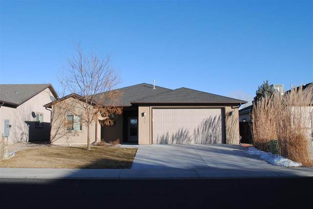416 Bear Dance Drive, Grand Junction, CO 81504 (MLS #20210144) :: The Kimbrough Team | RE/MAX 4000