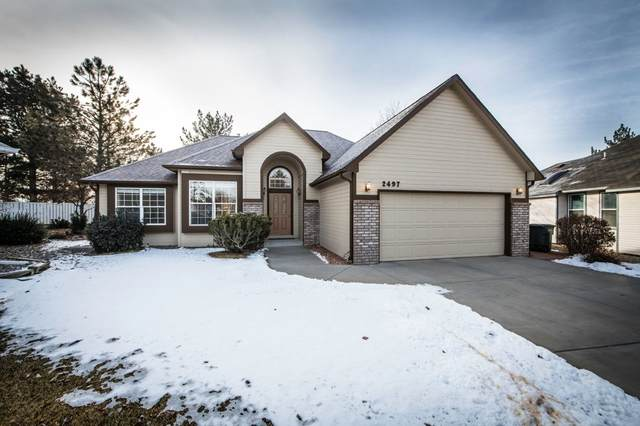 2497 E Harbor Circle, Grand Junction, CO 81505 (MLS #20210147) :: The Danny Kuta Team