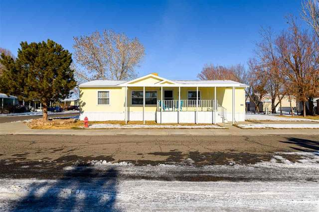 435 32 Road #702, Clifton, CO 81520 (MLS #20210153) :: The Grand Junction Group with Keller Williams Colorado West LLC