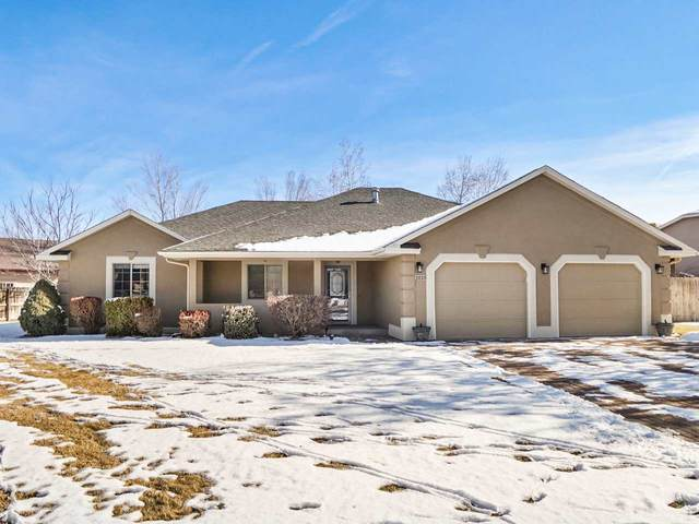 2028 Wrangler Way, Grand Junction, CO 81507 (MLS #20210154) :: The Kimbrough Team | RE/MAX 4000