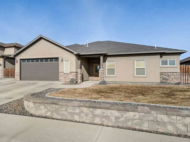 474 Chatfield Lane, Grand Junction, CO 81504 (MLS #20210162) :: The Danny Kuta Team