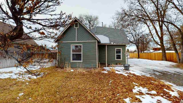145 N Plum Street, Fruita, CO 81521 (MLS #20210168) :: The Kimbrough Team | RE/MAX 4000